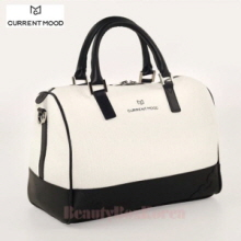 CURRENT MOOD Cabinet Boston Bag S White,CURRENT MOOD,Beauty Box Korea