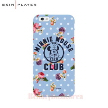 SKIN PLAYER 6Items Disney Spring Flower Slim Fit Phone Case,SKIN PLAYER,Beauty Box Korea