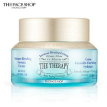 THE FACE SHOP The Therapy Royal Made Moisture Blending Formula Cream 50ml, THE FACE SHOP