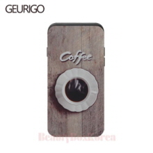 GEURIGO Wood Coffee Card Phone Case,GEURIGO,Beauty Box Korea