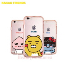 KAKAO FRIENDS 9Items Cutie Jell Hard Phone Case,Beauty Box Korea