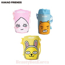 KAKAO FRIENDS Water Bottle Holder 1ea,Reelfang,Beauty Box Korea