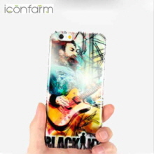 ICONFARM Black Ant Rock Jelly Phone Case,ICONFARM ,Beauty Box Korea