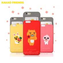 KAKAO FRIENDS Flower Slide Card Bumper Phone Case,KAKAO FRIENDS,Beauty Box Korea