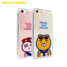 KAKAO FRIENDS Travel Mirror Phone Case,KAKAO FRIENDS,Beauty Box Korea