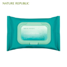 NATURE REPUBLIC Hawaiian Deep Sea Cleansing Tissue 30ea, NATURE REPUBLIC