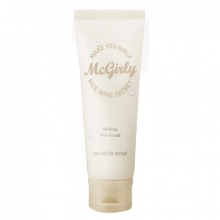 TOO COOL FOR SCHOOL McGirly Rice Scrub 80ml, TOO COOL FOR SCHOOL