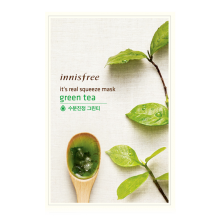 INNISFREE It's Real Squeeze Mask 20ml, INNISFREE
