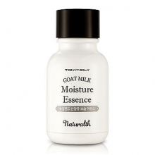 TONYMOLY Naturalth Goat Milk Moisture Essence 50ml, TONYMOLY
