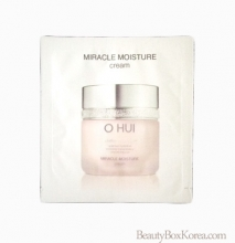 [mini] OHUI Miracle Moisture Cream 1ml*10ea, OHUI