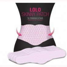 LOLOPIANI LOLO Skinny Patch- For Abdomen Flank 1pc, LOLOPIANI
