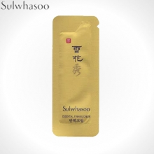 [mini] SULWHASOO Essential Firming Cream 1ml*10ea, SULWHASOO