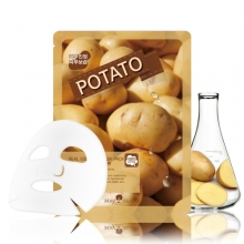 MAY ISLAND Real Essense Potato Mask Pack 25ml, MAYISLAND