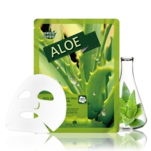 MAY ISLAND Real Essense Aloe Mask Pack 25ml, MAYISLAND