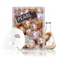 MAY ISLAND Real Essense Pearl Mask Pack 25ml, MAYISLAND