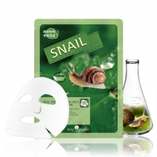 MAY ISLAND Real Essense Snail Mask Pack 25ml, MAYISLAND