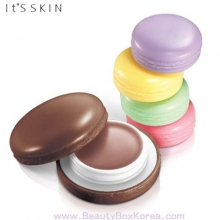 IT'S SKIN Macaron Lip Balm 9g,Beauty Box Korea