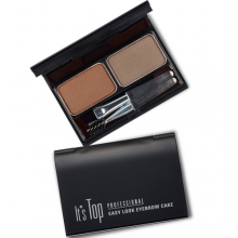 IT'S SKIN It's Top Professional Easy Look Eyebrow Cake 2g+2g,Beauty Box Korea
