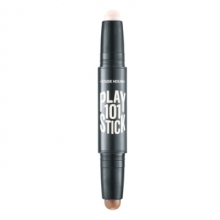 ETUDE HOUSE Play 101 Stick Contour Duo 1.7g*2 [01 Highlighter + Shading], ETUDE HOUSE