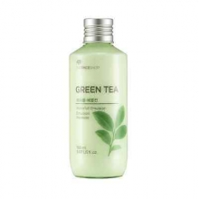 THE FACE SHOP Green Tea Waterfull Emulsion 150ml, THE FACE SHOP