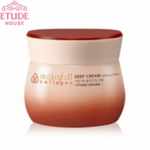 ETUDE HOUSE Moistfull Collagen Deep Cream 75ml, ETUDE HOUSE