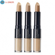 THE SAEM Cover Perfection Ideal Concealer Duo 4.2g+4.5g, THE SAEM
