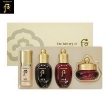 [mini] THE HISTORY OF WHOO Bichup Ja Saeng Essence Special Set 4items, THE HISTORY OF WHOO