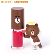 MISSHA Water-Full Tint 4.5g [Line Friends Limited Edition], MISSHA