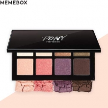 MEMEBOX Pony Shine Easy Glam Eyeshadow Palette 2, MEME BOX