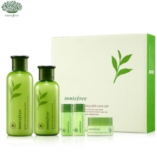 INNISFREE Green Tea Balancing Special Set 5 items, INNISFREE