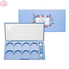 ETUDE HOUSE Flower Lesson Look At My Eyes 8 Color Palette, ETUDE HOUSE