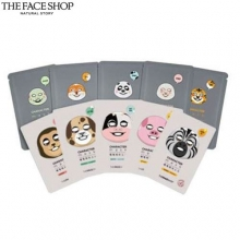 THE FACE SHOP Character Masks 23ml, THE FACE SHOP
