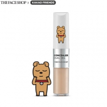 THE FACE SHOP X KAKAO Concealer Dual Veil 4.3g+3.8g, THE FACE SHOP