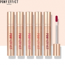 PONY EFEECT Favorite Fluid Lip Tint 4.5g, MEME BOX