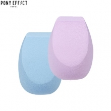 PONY EFFECT Pebble Blender (Makeup Sponge) 1ea, MEME BOX