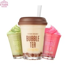 ETUDE HOUSE Bubble Tea Sleeping Pack 100g, ETUDE HOUSE