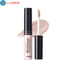 THE SAEM Cover Perfection Tip Concealer - Brightener 6.5g, THE SAEM