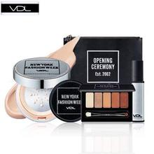 VDL Coco Rocha Makeup Look Pack (2016 New York Fashion Week collection) 3items & Special Gift Value Pack,  VDL