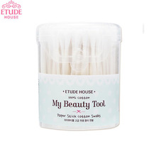 ETUDE HOUSE My Beauty Tool Paper Stick Cotton Swabs 150ea, ETUDE HOUSE