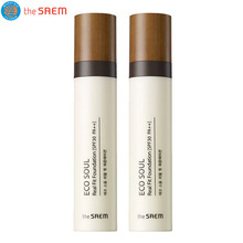 THE SAEM ECO SOUL Real Fit Foundation SPF30 PA++ 40ml, THE SAEM