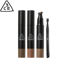 STYLENANDA 3CE Water Proof Cream Brow & Brow Mascara 3.5g,3CE,Beauty Box Korea