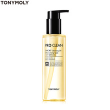 TONYMOLY Pro Clean Smoky Cleansing Oil 150ml, TONYMOLY