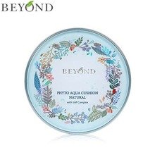 BEYOND Phyto Aqua Cushion Natural SPF50+ PA+++ Set 15g+15g , BEYOND