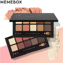 I'M MEME I'm Eye Shadow Palette 10g [All Day Complete], MEME BOX