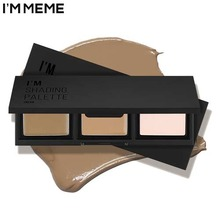MEMEBOX I'm Shading Palette 3color 12g [Cream], MEME BOX