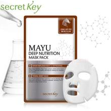 SECRET KEY Mayu Deep Nutrition Mask Pack 20g, SECRET KEY