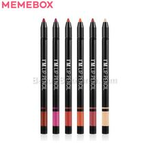 MEMEBOX I'M  MEME I'm Lip Pencil Matte 0.5g, MEME BOX