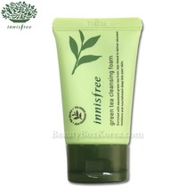 [mini]INNISFREE Green Tea Cleansing Foam 30ml,Beauty Box Korea