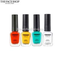 THE FACE SHOP Trendy Nails 7ml ,THE FACE SHOP,Beauty Box Korea