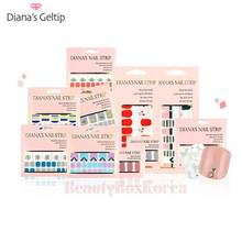 DIANA's Nail Strip 1Set